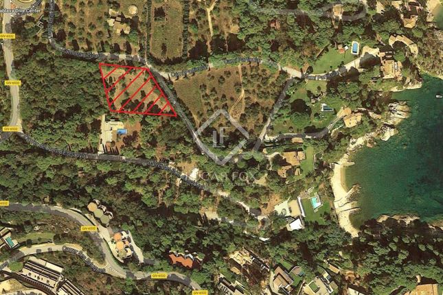 Land for sale in Spain, Costa Brava, Begur, Aiguablava, Cbr4206
