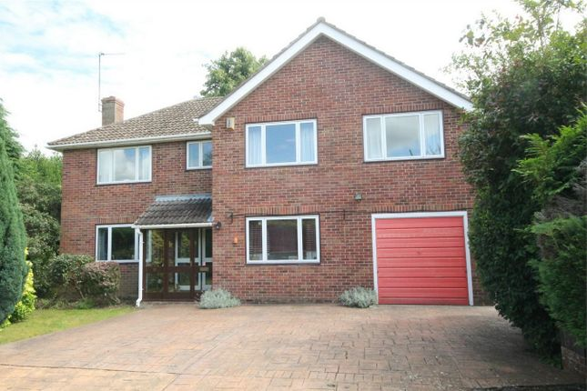 Thumbnail Detached house for sale in Elmfield Gardens, Speen Lane, Newbury