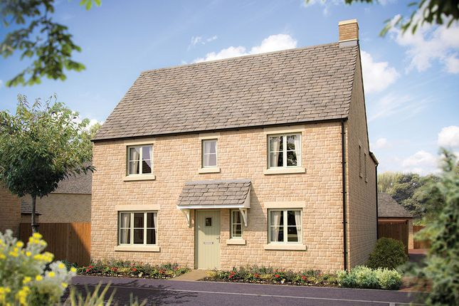 "Thumbnail Detached house for sale in ""The Ashbury"" at Todenham Road, Moreton-In-Marsh"