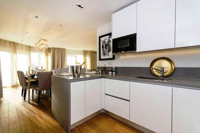 Thumbnail Flat for sale in Quartz House, Dickens Yard