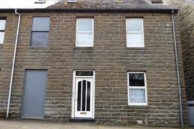 Thumbnail Terraced house for sale in 6 Sinclair Terrace, Wick