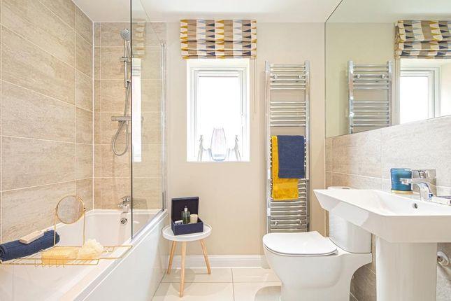 "Ingleby Bathroom of ""Ingleby"" at Dryleaze, Yate, Bristol BS37"
