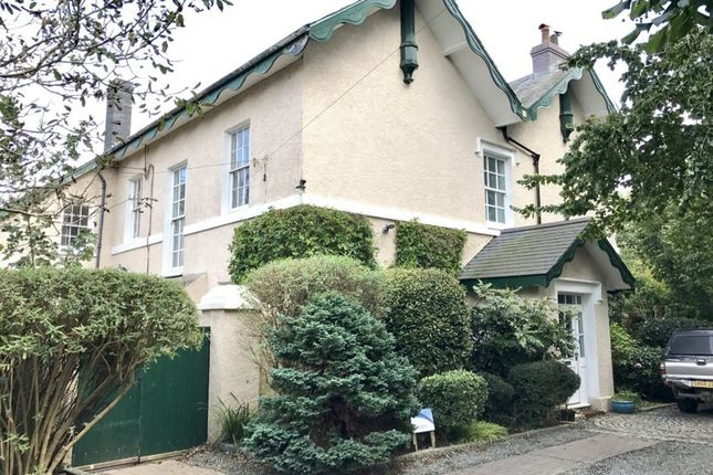 Thumbnail Detached house to rent in Village Green, Herbranston, Milford Haven