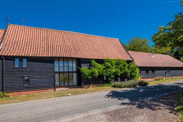 Thumbnail Barn conversion for sale in Hintlesham, Ipswich, Suffolk