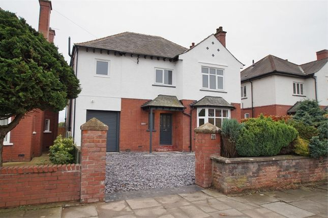 Thumbnail Detached house for sale in Brampton Road, Carlisle, Cumbria