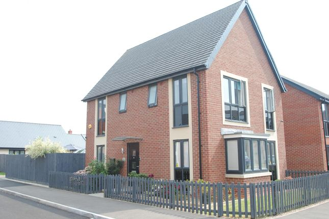 Thumbnail Detached house for sale in Moonstone Grove, Bishops Cleeve