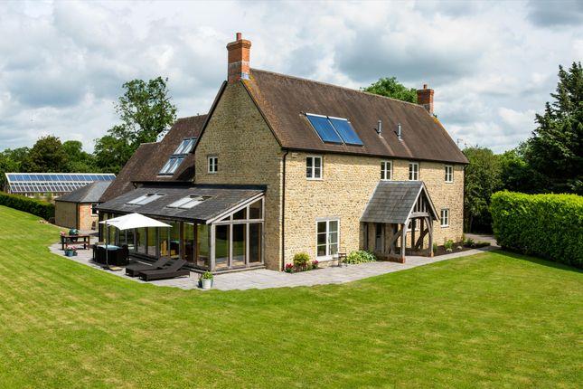 Thumbnail Detached house for sale in Sunnyridge, Stowell, Sherborne, Dorset