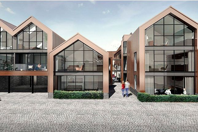 Thumbnail Flat for sale in The Old Brewery, Pennyfarthing Street, Salisbury