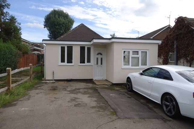Thumbnail Bungalow to rent in Woolborough Road, Crawley