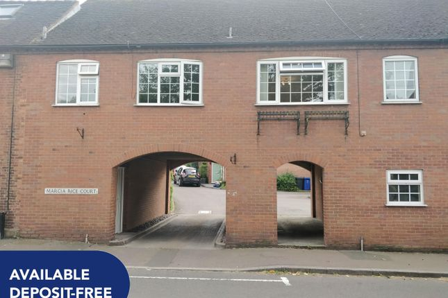 Thumbnail Flat to rent in High Street, Abbots Bromley, Rugeley