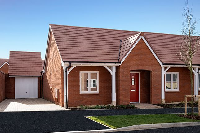 """Thumbnail Property for sale in """"The Highworth"""" at William Morris Way, Tadpole Garden Village, Swindon"""