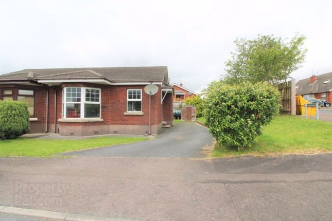 Thumbnail Semi-detached house to rent in Ballylenaghan Heights, Belfast
