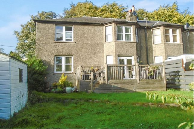 Thumbnail Flat to rent in Cadham Terrace, Glenrothes