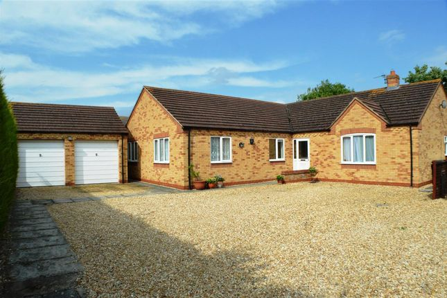 Thumbnail Bungalow for sale in Millview Road, Ruskington, Sleaford