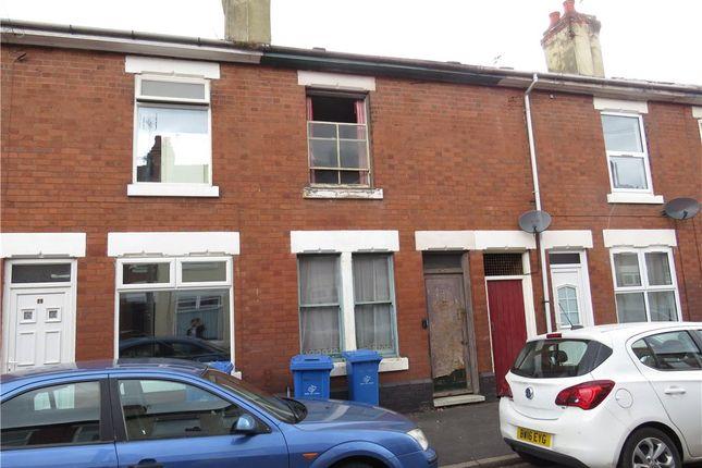 Front Elevation of Arnold Street, Derby DE22