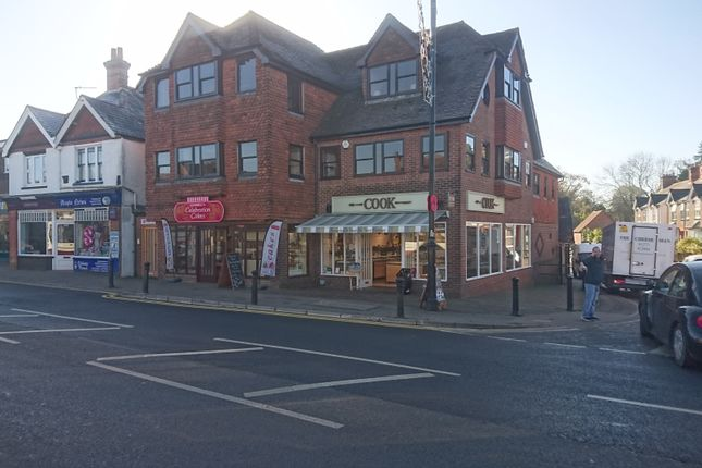 Thumbnail Retail premises for sale in High Street, Cranleigh