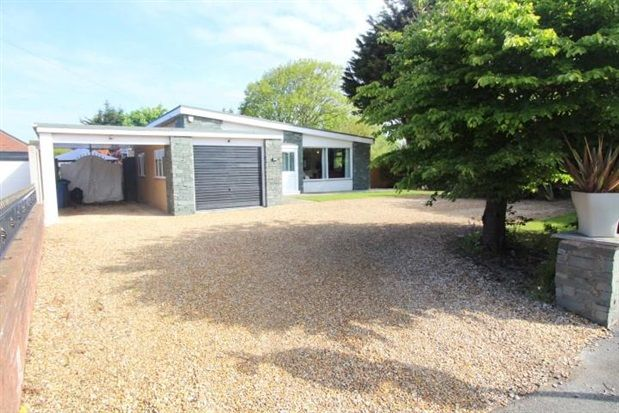 Thumbnail Bungalow for sale in West Drive, Thornton Cleveleys