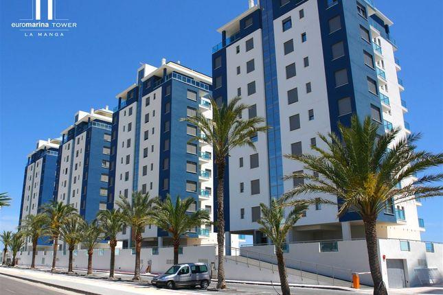 Thumbnail Apartment for sale in Euromarina Tower Duplex, Euromarina Tower Duplex, Spain