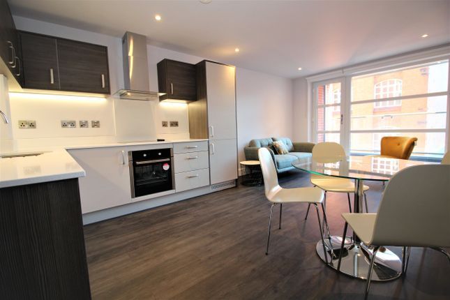 Thumbnail Flat to rent in Chatham Street, Off Granby Street, Leicester