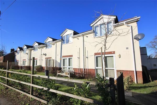 Thumbnail Flat for sale in Avon Court, Gravel Lane, Ringwood