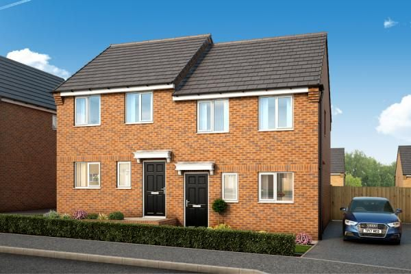 """Thumbnail Property for sale in """"The Kendal At Affinity, Leeds"""" at South Parkway, Seacroft, Leeds"""