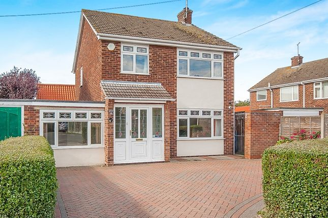 3 bed link-detached house for sale in Conley Close, Ramsey, Huntingdon
