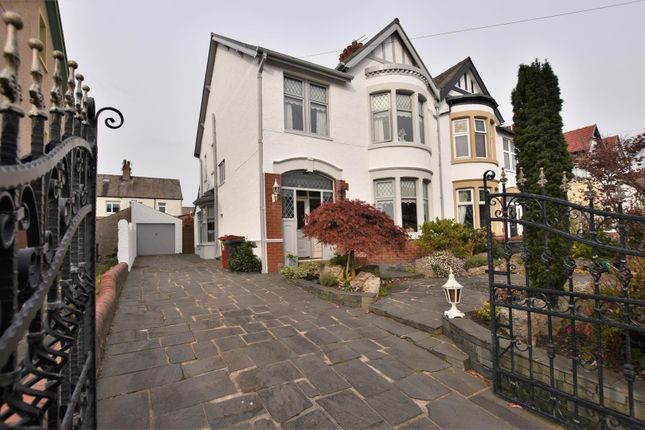Thumbnail Semi-detached house for sale in West Avenue, Barrow-In-Furness
