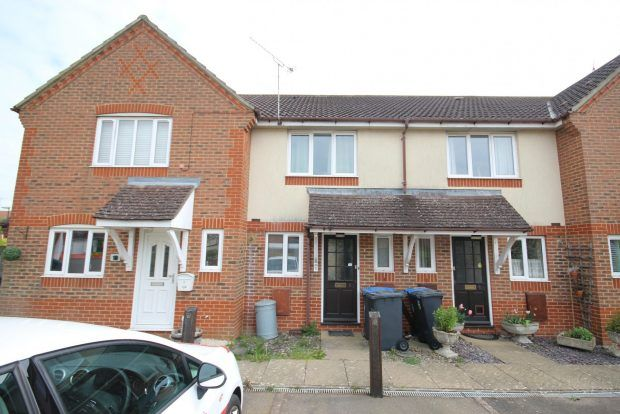 Thumbnail Terraced house to rent in Mocatta Way, Burgess Hill