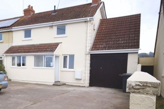 Thumbnail Flat to rent in Street Road, Compton Dundon, Somerton