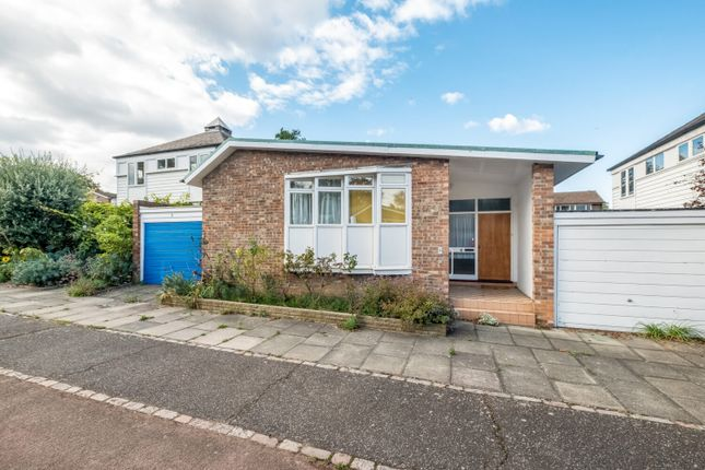 Thumbnail Bungalow for sale in Cokers Lane, London