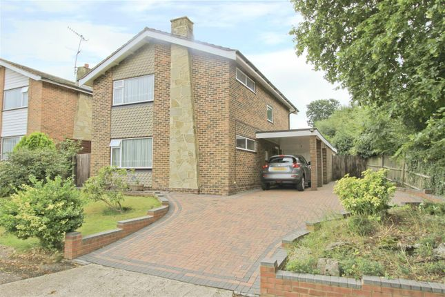 Thumbnail Detached house for sale in Wrenwood Way, Pinner