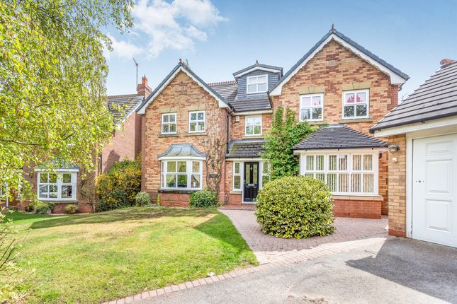 Thumbnail Detached house for sale in Hawson Way, Gateford, Worksop
