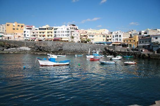 Los Abrigos, Tenerife, Spain