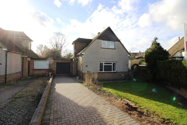 Thumbnail Detached house for sale in Annetts Hall, Borough Green