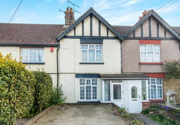 Thumbnail Terraced house for sale in Highcroft Cottages, London Road, Swanley, Kent