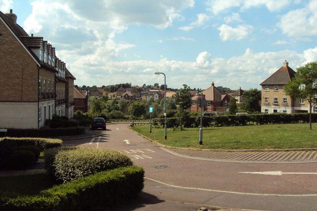 The View of Sandmartin Crescent, Colchester CO3