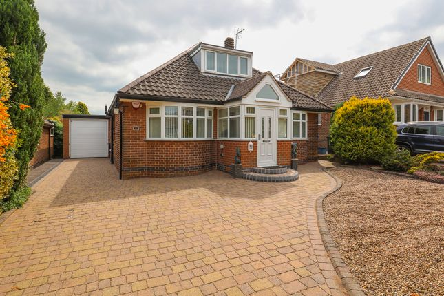Thumbnail Detached bungalow for sale in Blackbrook Drive, Sheffield