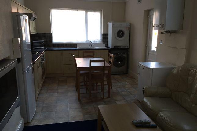 Thumbnail Semi-detached house to rent in Douglas Road, Nottingham