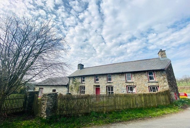 Land for sale in Llanwnnen, Lampeter SA48