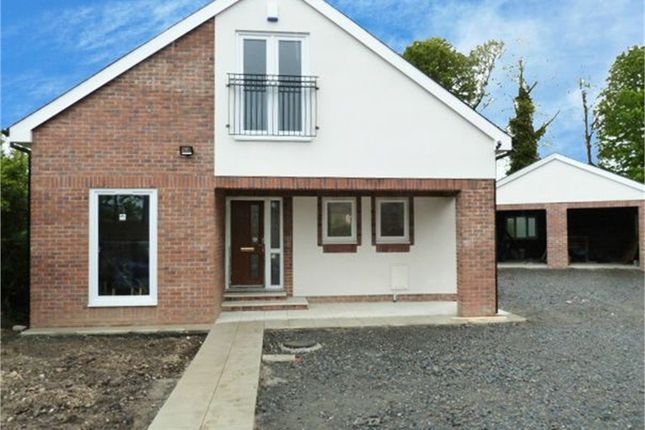 Thumbnail Detached house for sale in Pine Avenue, Newcastle Upon Tyne, Tyne And Wear