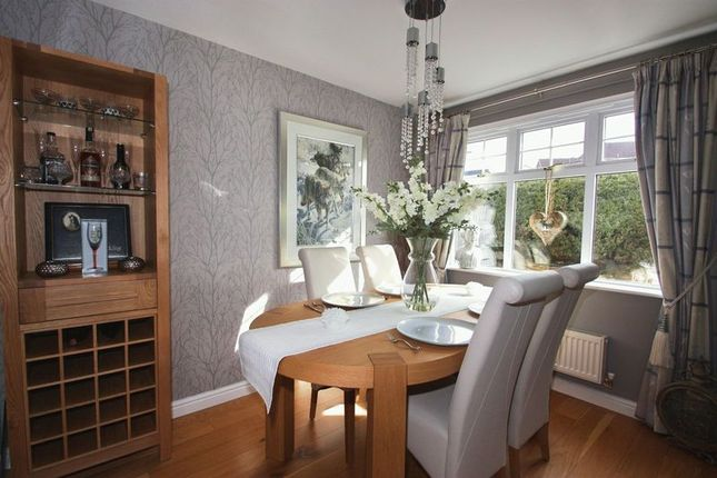 Thumbnail Detached House For Sale In Willow Bank Drive Pontefract