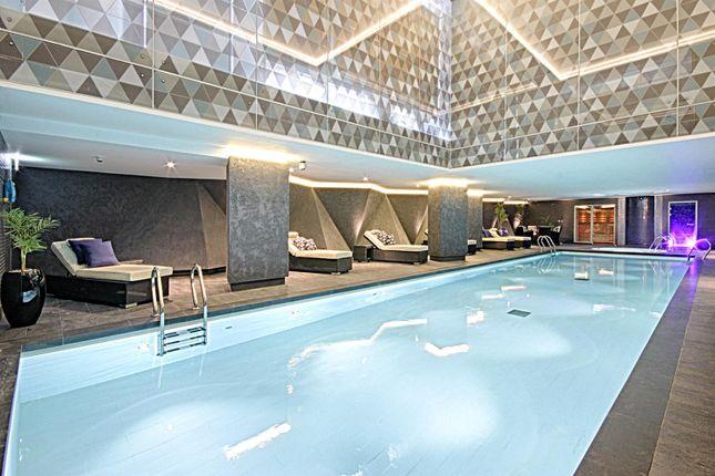 Swimming Pool of 1 Riverlight Quay, Nine Elms, London SW11
