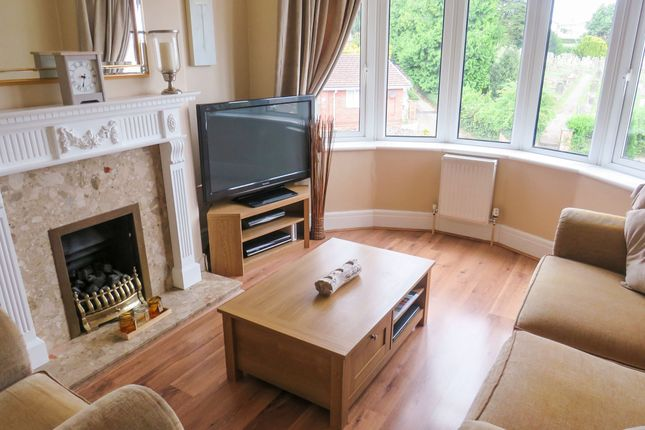 Thumbnail Terraced house for sale in Berry Avenue, Paignton