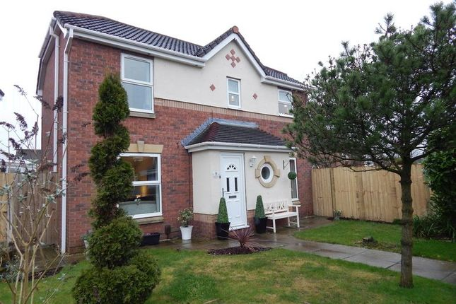 3 bed detached house for sale in Crowell Way, Walton Le Dale, Preston