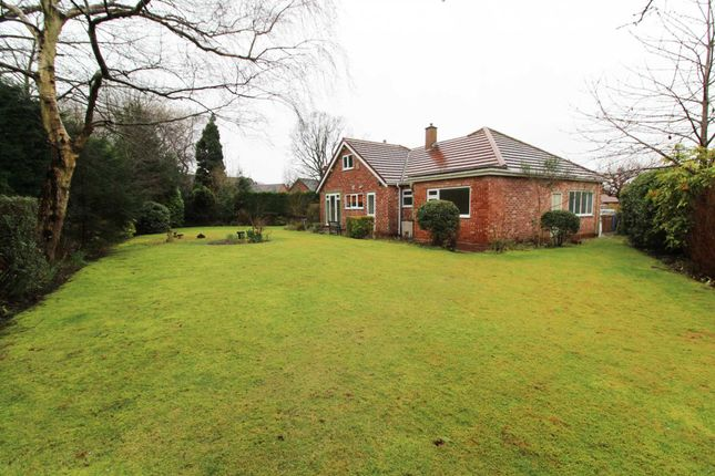 Thumbnail Bungalow for sale in Larchway, Bramhall, Stockport