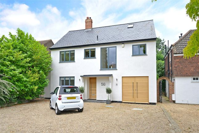 Thumbnail Detached house for sale in Foxes Dale, London