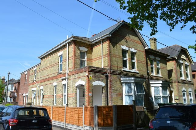 Thumbnail Block of flats for sale in Wordsworth Road, Shirley, Southampton, Hampshire