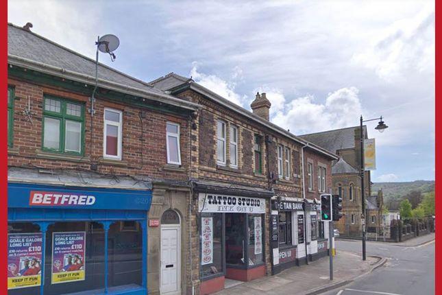External of Tredegar Street, Risca, Newport NP11