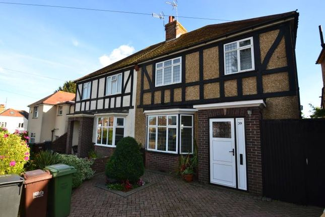 Thumbnail Semi-detached house to rent in Northiam Road, Eastbourne