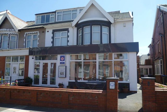 Thumbnail Hotel/guest house for sale in 9 Northumberland Avenue, Blackpool